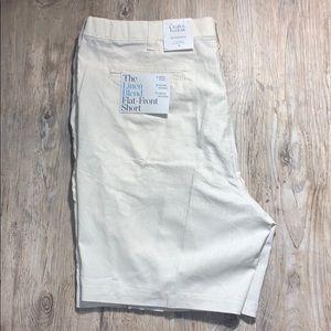 Croft & Barrow Linen Blend Shorts
